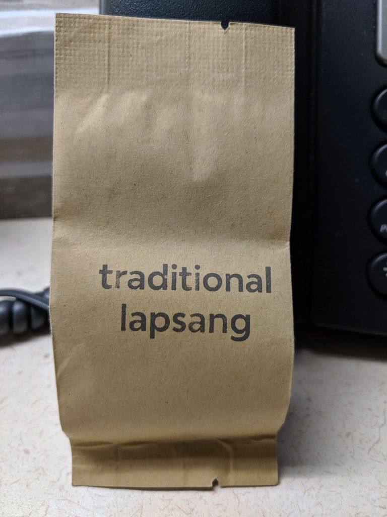 Traditional Lapsang