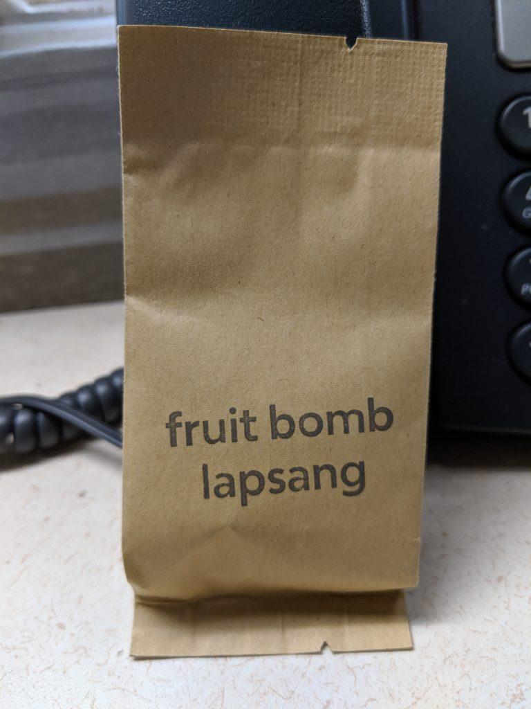 Fruit Bomb Lapsang