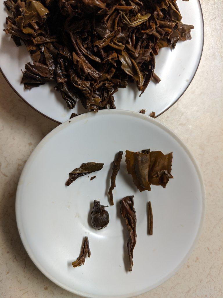 2003 Feng Qing Jia Ji Er Deng Aged Raw Pu-erh Tea Cake